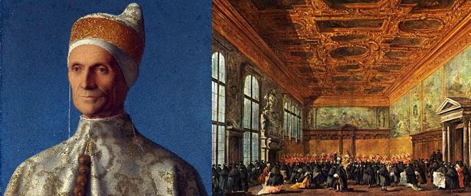 Beneški doži v 17. stoletju