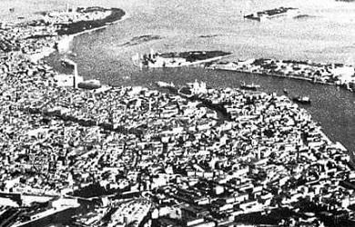 Stara slika Benetk