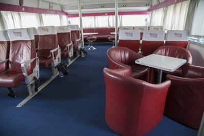 VIP catamaran Lounge San Frangisk